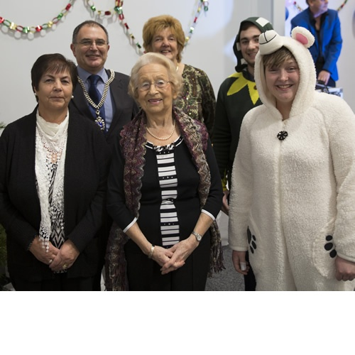 Community Spirit Brings Festive Joy