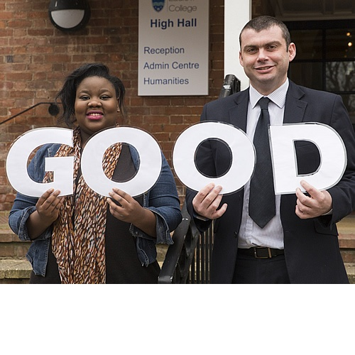 College's Ofsted Success